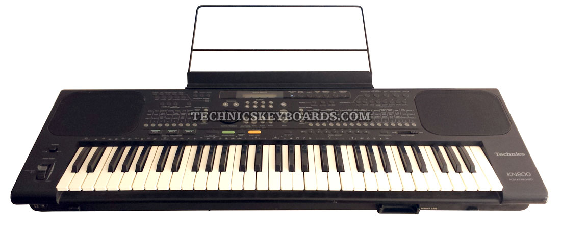 Technics Keyboards :: Technics KN800